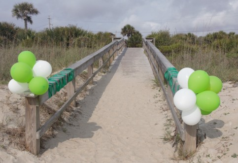 Troop 1445 Beach Bridge