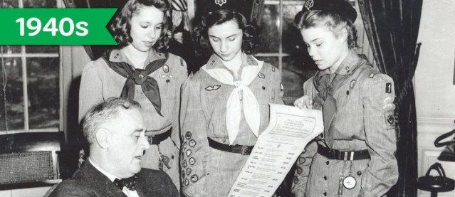 girl-scouts-in-the-40s
